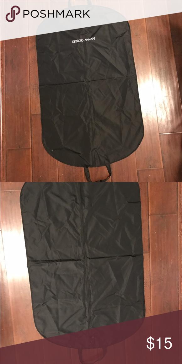 dbaedce9f58f GIORGIO ARMANI Brand New Garment Bag Brand new Giorgio Armani Garment Bag  to keep your designer clothes safe for travels. I have 2 for sale  15 ea.