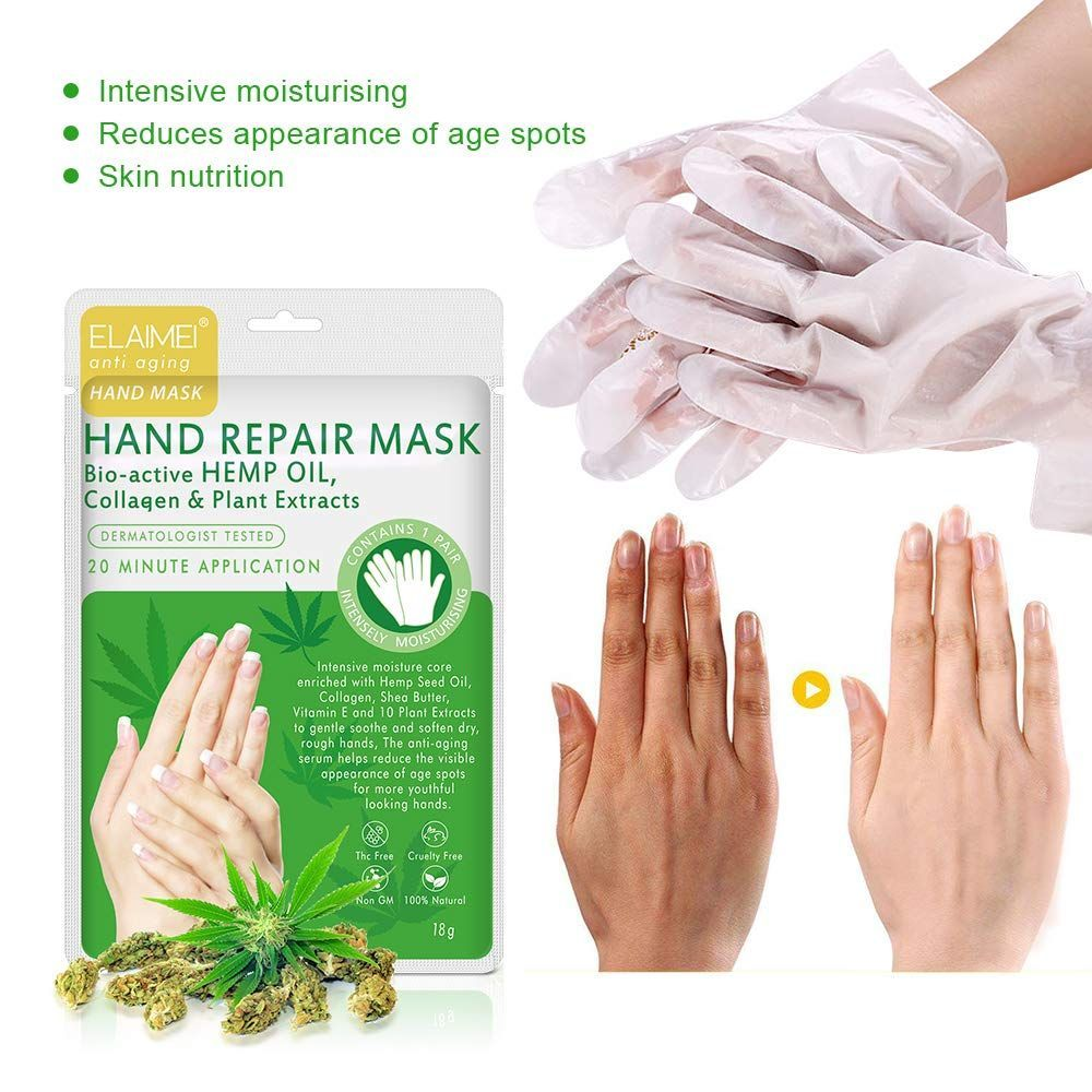 Care creamskin Dry Hand Mask Moisturizing Nourish