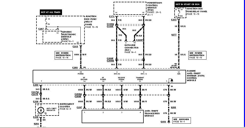 Ford Pats Wiring Diagram Bookingritzcarlton Info Diagram Ford Alternator