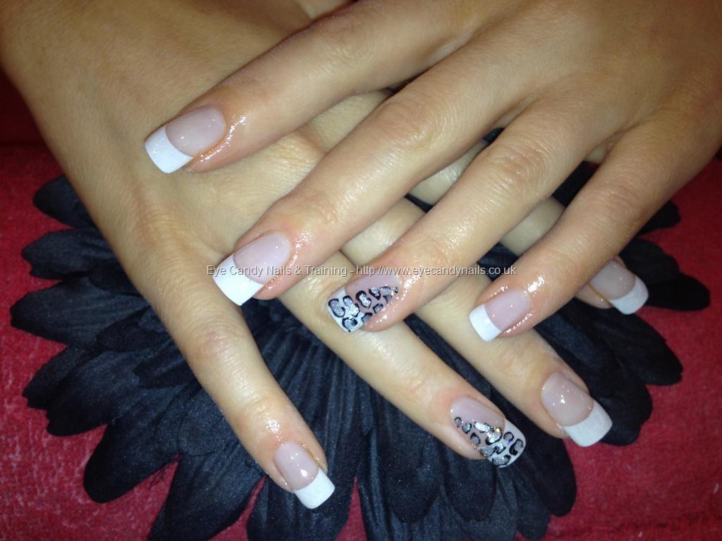 zebra nails | Pin Acrylic Nail Designs Cheetah Print Nails Zebra ...