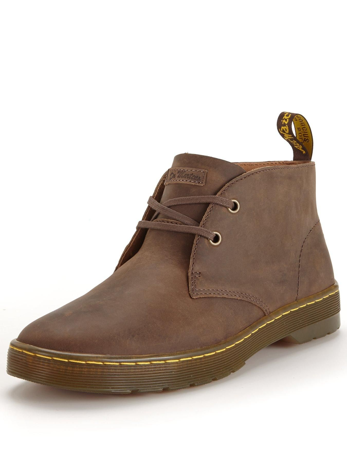 Cruise Cabrillo Chukka boot Gaucho | Boots, Dr martens