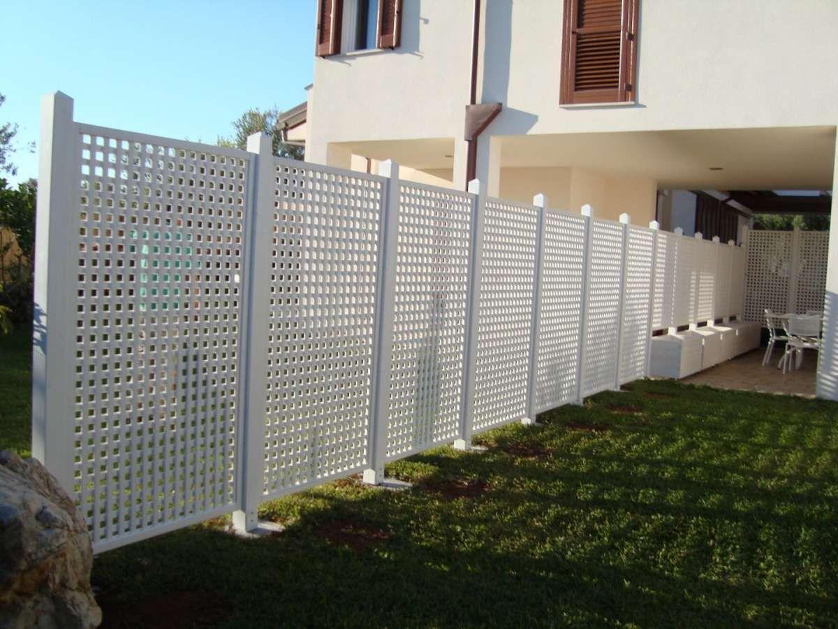 Paravento In Legno Per Esterni leroy merlin pannelli divisori con grigliati da giardino