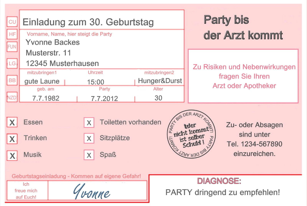 Einladung Betriebsfeier Muster In 2020 Party Journal Bullet Journal