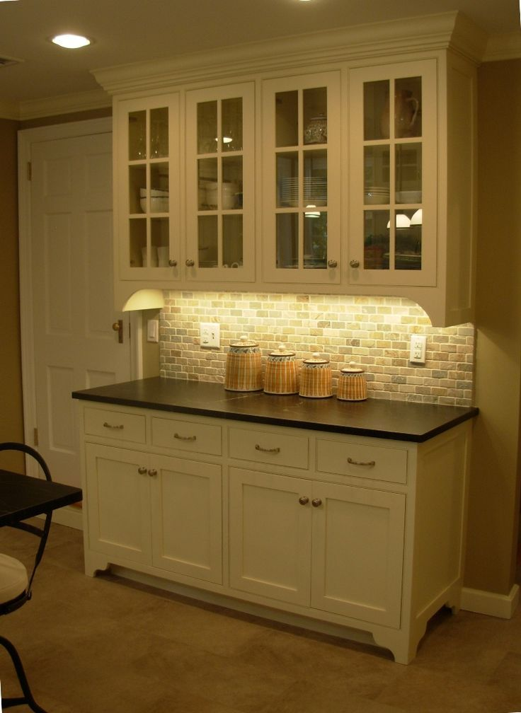 Maple Dining Room Cabinets Images