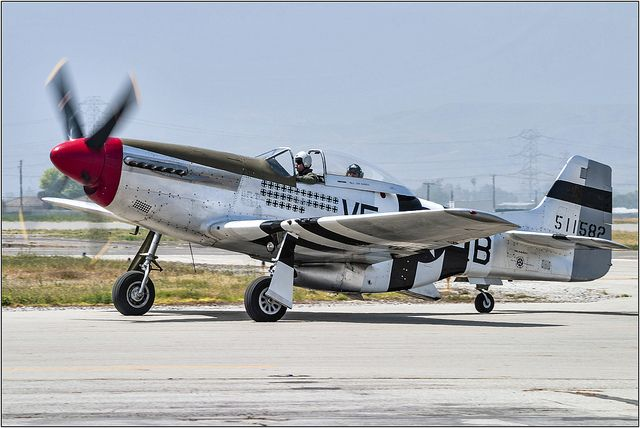 "North American P-51D Mustang | The Planes of Fame's P-51 ""Sp… 