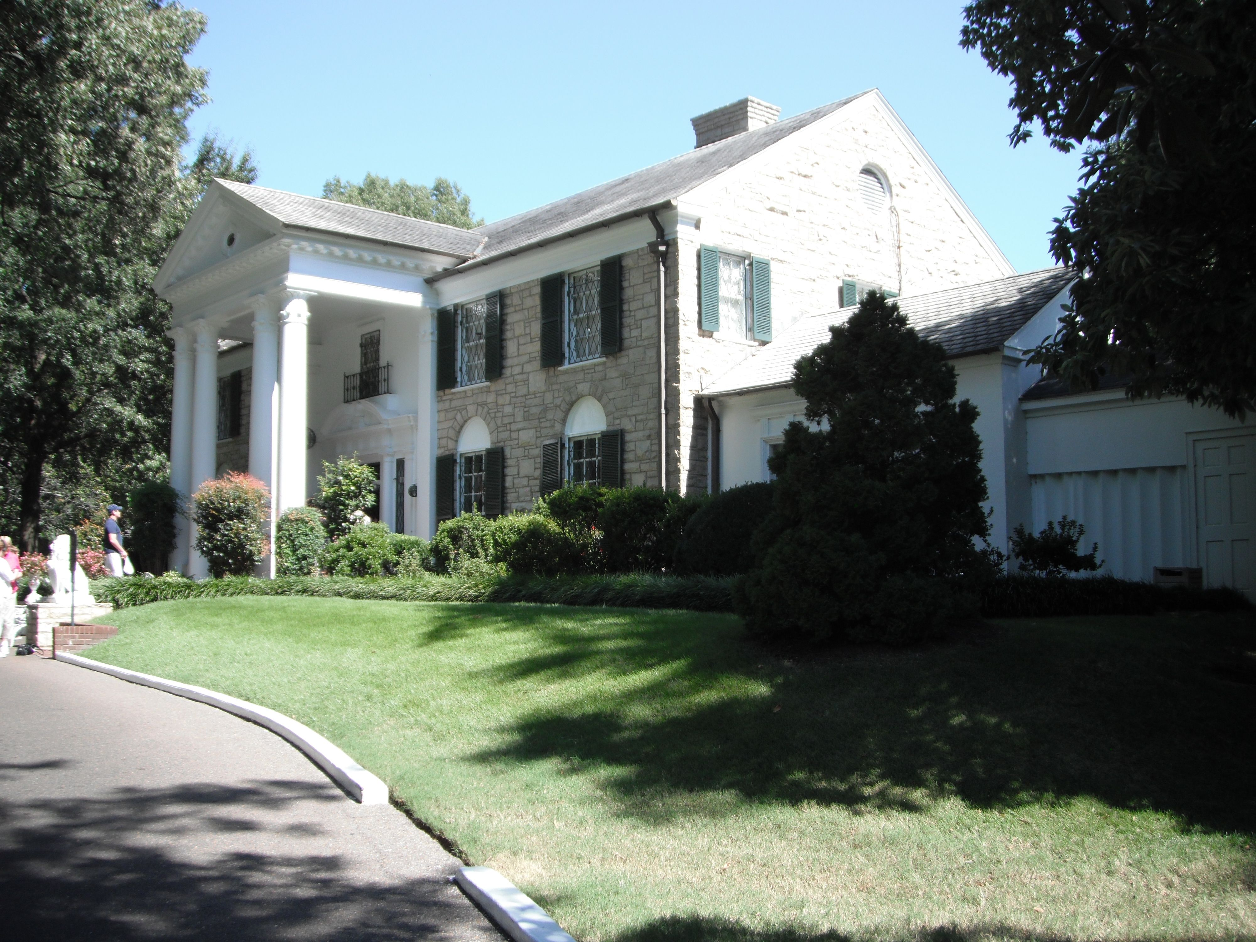 Graceland Memphis, TN House styles