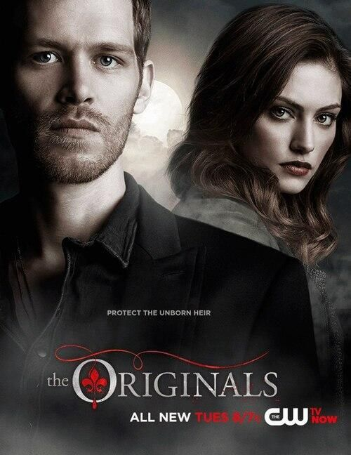 The Originals May Sweeps Posters Could Reveal Klaus