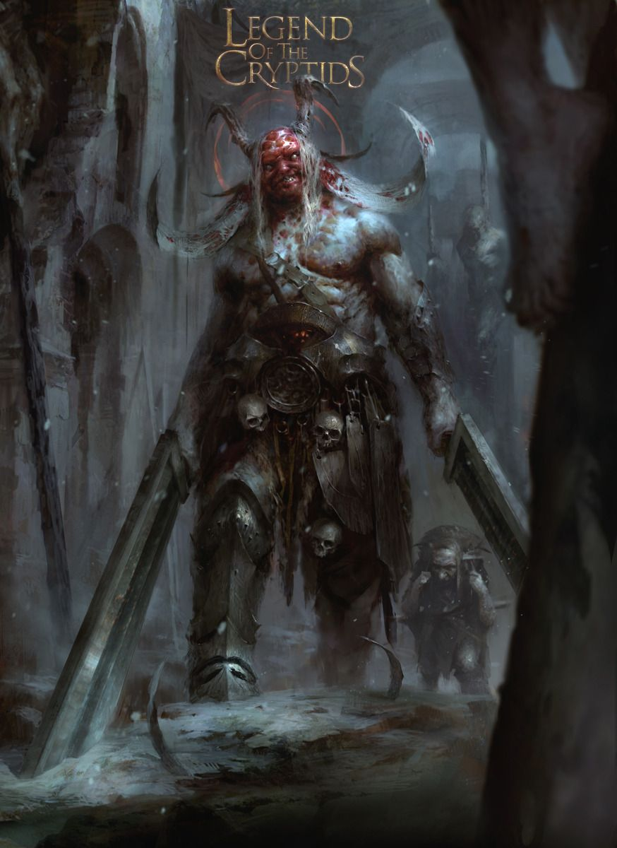 Artist: PiotrJablonski aka nicponim - Title: Demon Knight reg - Card: Moral Demon Rutoi
