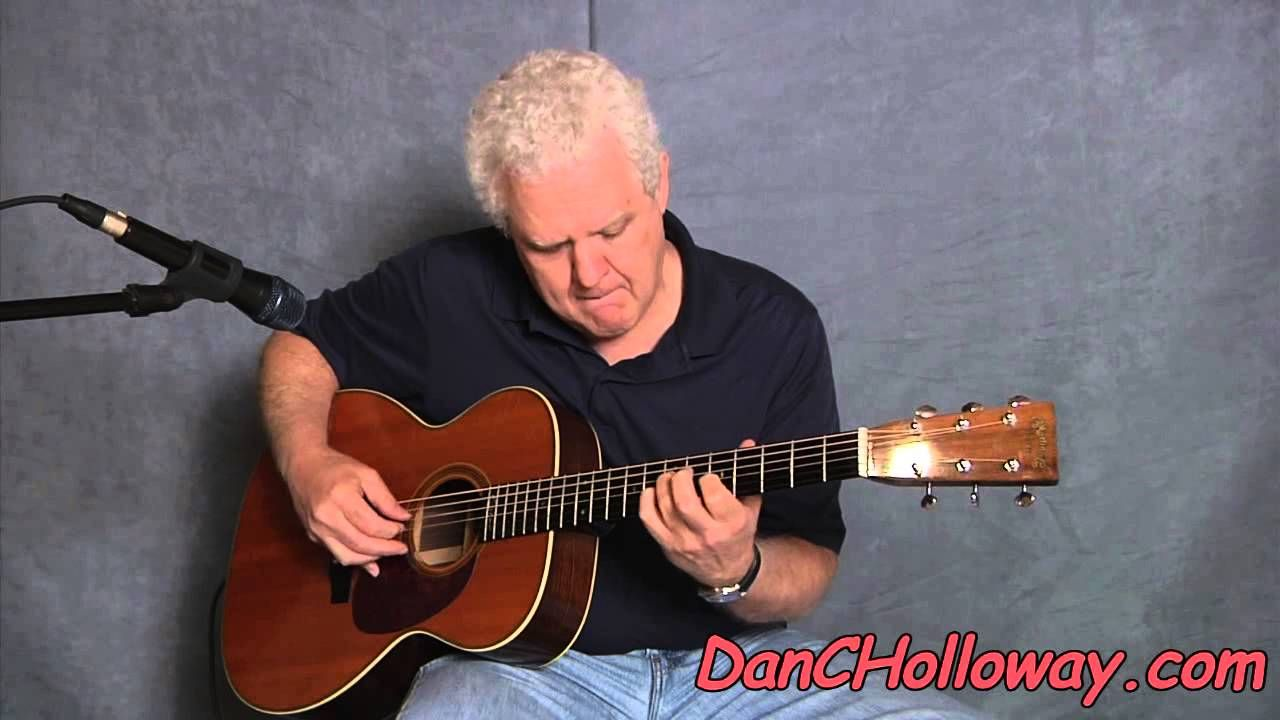 Summertime George Gershwin Instrumental Guitar Version Acoustic Guitar Lessons Guitar Fingerstyle Guitar Lessons