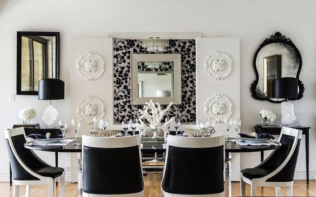 Comedores elegantes - Ideas para decorar el comedor sillas