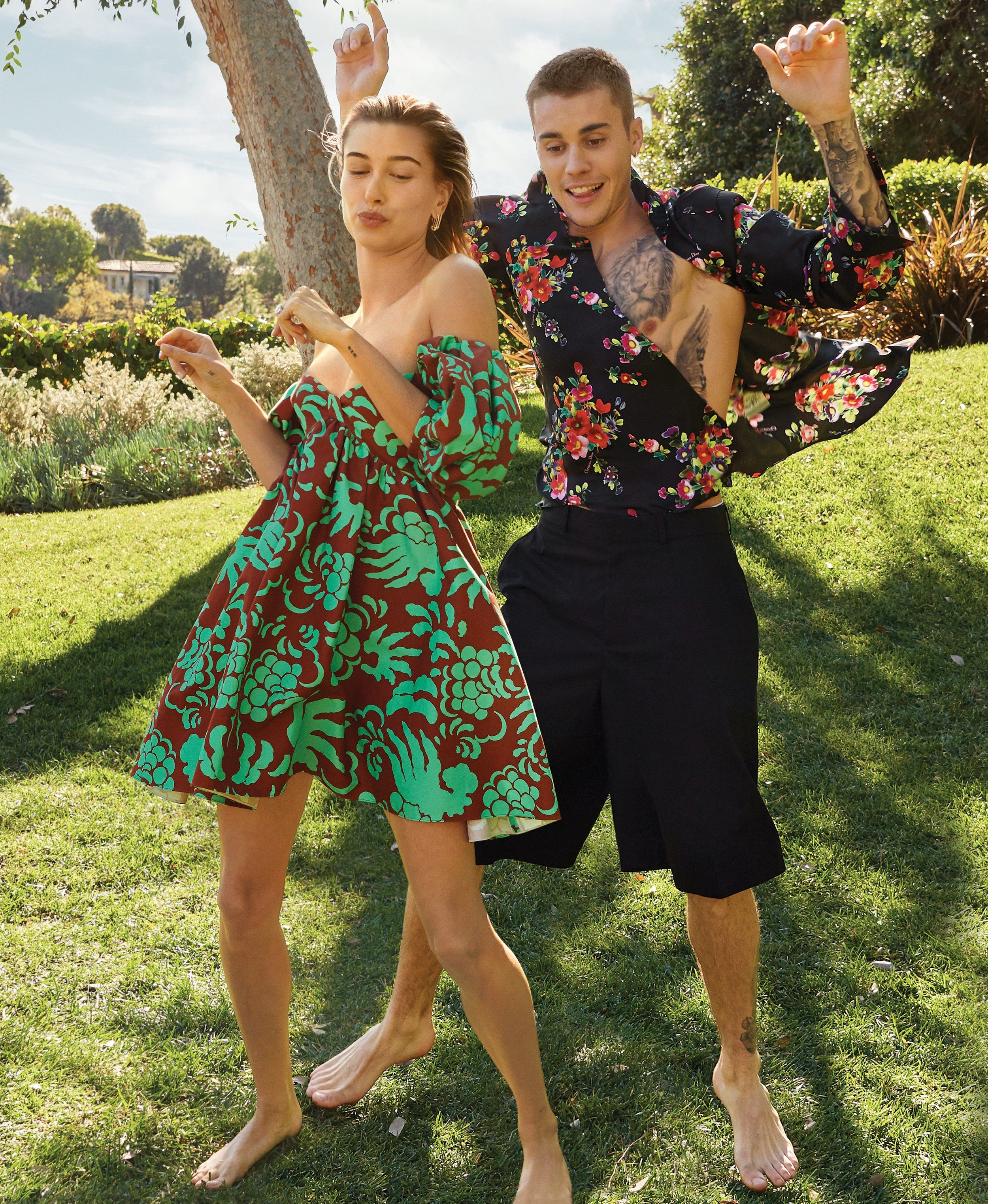 1d261e90bf64 Justin and Hailey Baldwin have been inseparable ever since their September  courthouse wedding, a much welcome change after a severe breakup three  years ...