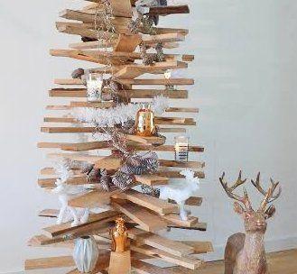 weihnachtsbaum aus holz h he 172 cm breite 80 cm mit fuss ohne schmuck weihnachten basteln. Black Bedroom Furniture Sets. Home Design Ideas