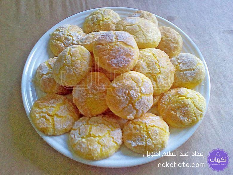 يسرنا أن نقدم لكم من مطبخ نكهات الحلوى المغربية المشهورة الغريبة وهذه المرة موعدنا مع طريقة عمل وتحضير غريبة السميدة بنكهة البرتقال وهي Food Breakfast Cereal