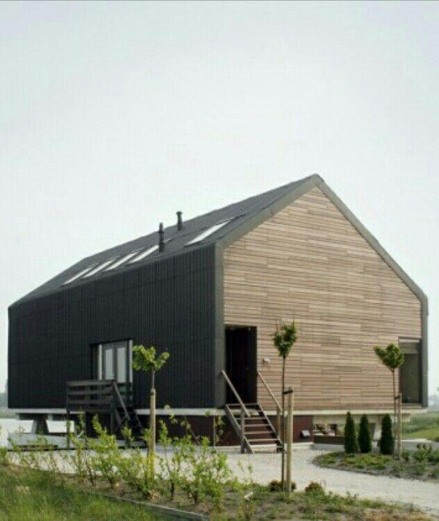 Toiture d bord sur fa ade maison pinterest for Debord toiture