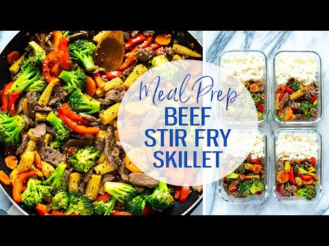 This Is The Easiest Beef Stir Fry Recipe Around With An Easy 2 Ingredient Stir Fry Sauce You May Alrea Beef Stir Fry Recipes Easy Beef Stir Fry Beef Stir Fry