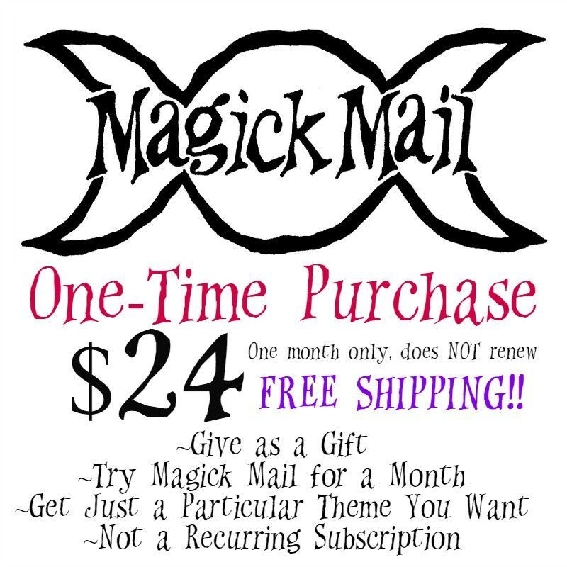 Box (Formerly Magick Mail) One Time Purchase (With images