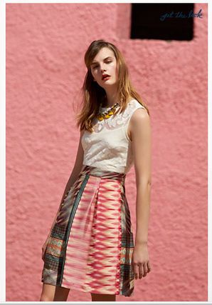 12cc6a2579208 Mismado Dress // anthropologie - love the dress, not the gormless look :)