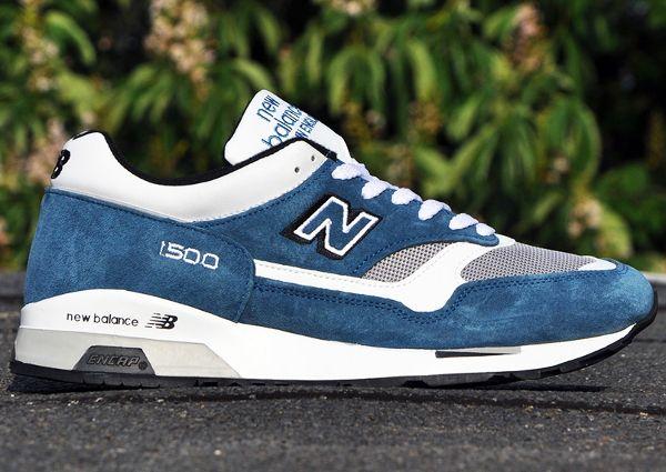 new balance 1500 white blue