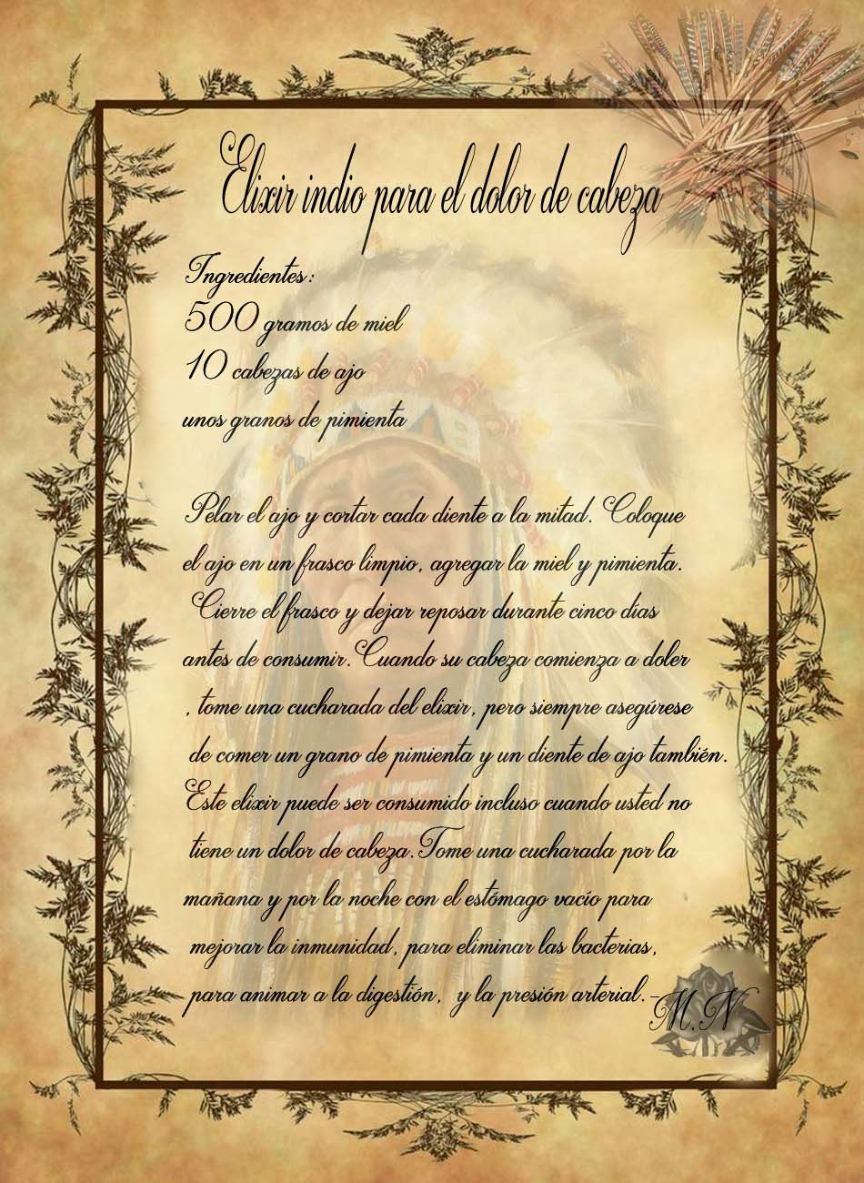 Trastos de Bruja: Elixir Indio … | Recetas wicca, Hechizos