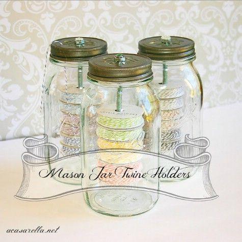 Or … use a Mason jar.