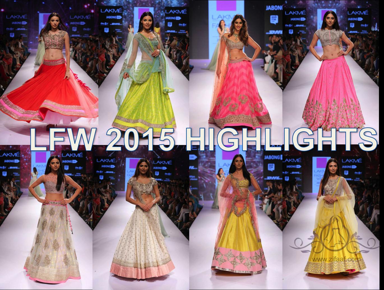 Lakme fashion week highlights lakme lfw lfw lfw