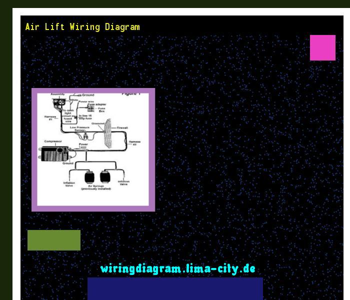 Air Lift Wiring Diagram  Wiring Diagram 17544