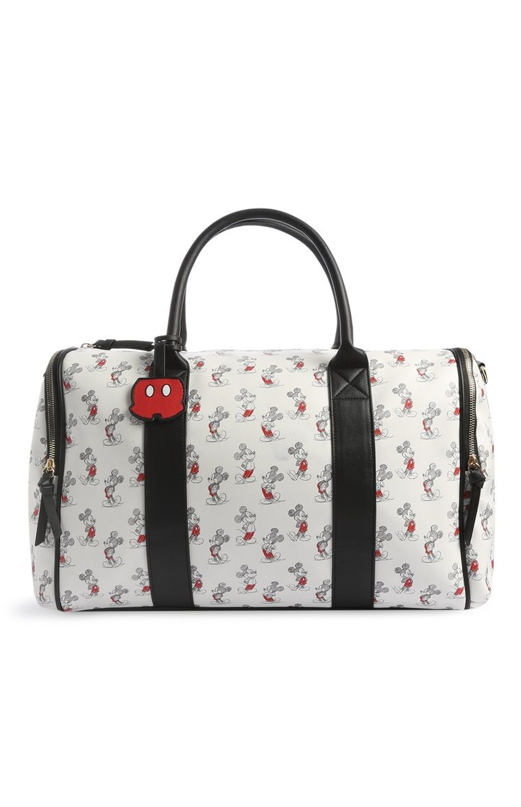 91f7729bf Primark - Disney Mickey Weekender Bag | Primark in 2019 | Disney ...