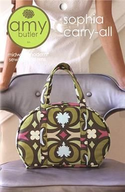 Amy Butler Sophia Carry All Pattern