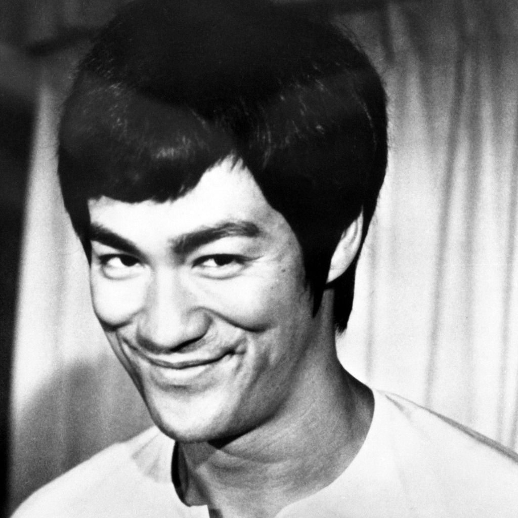 bruce lee height