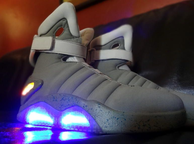 I Am Marty Mcfly My Week In Back To The Future Ii Shoes Shoes
