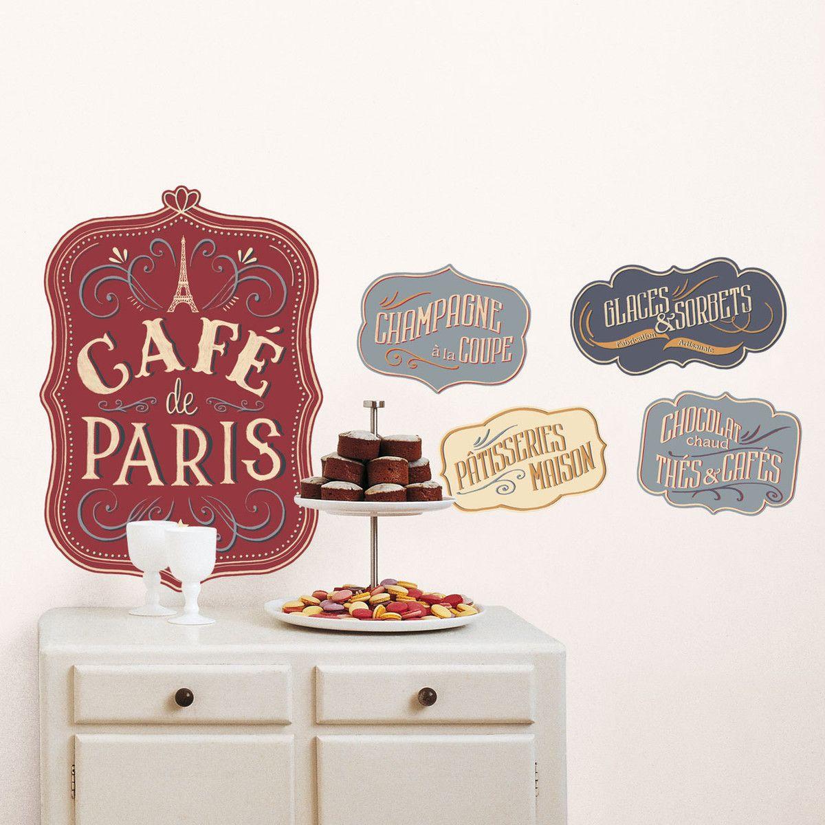 fab café de paris products i love pinterest wall