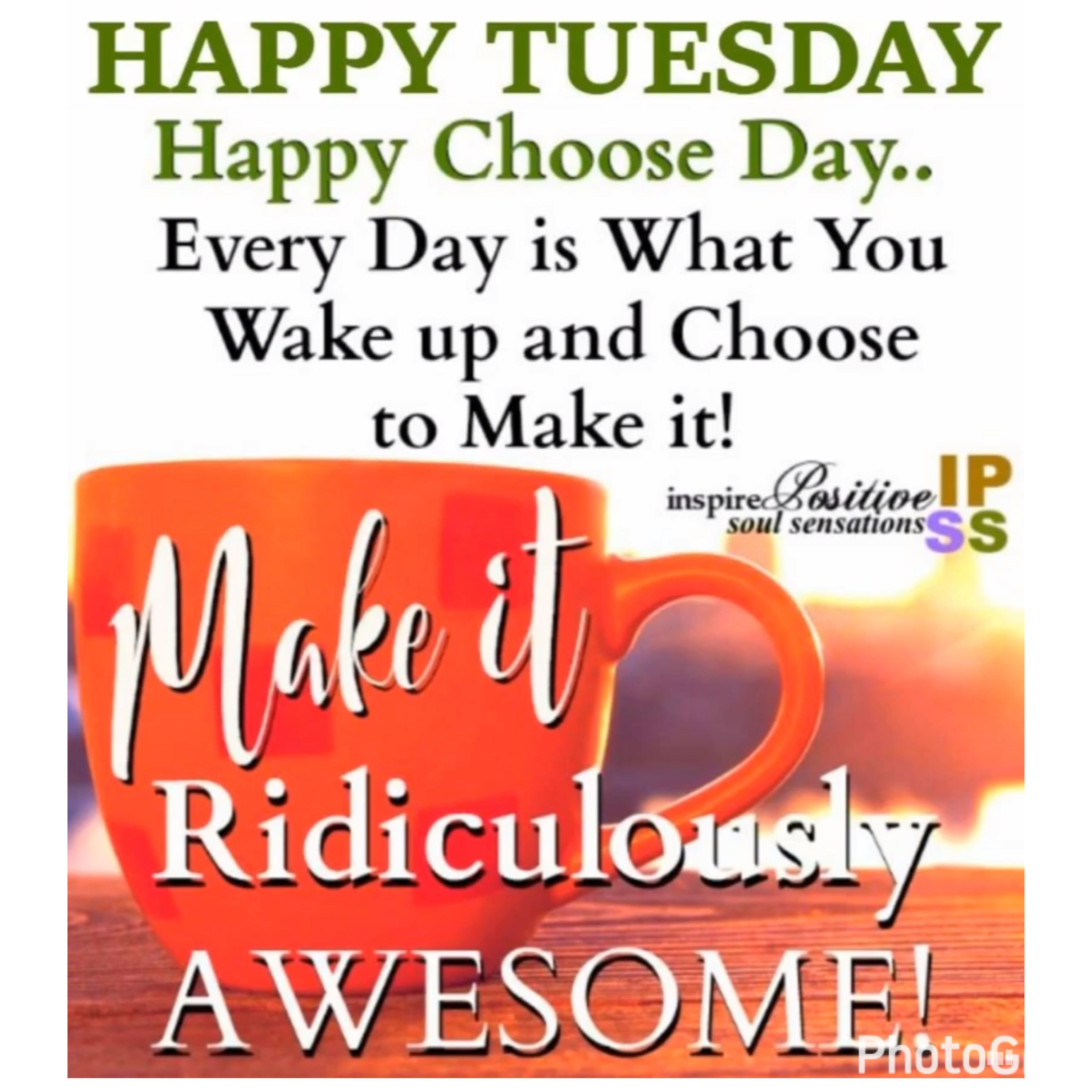 Chooseday Motivational Tuesday Quotes