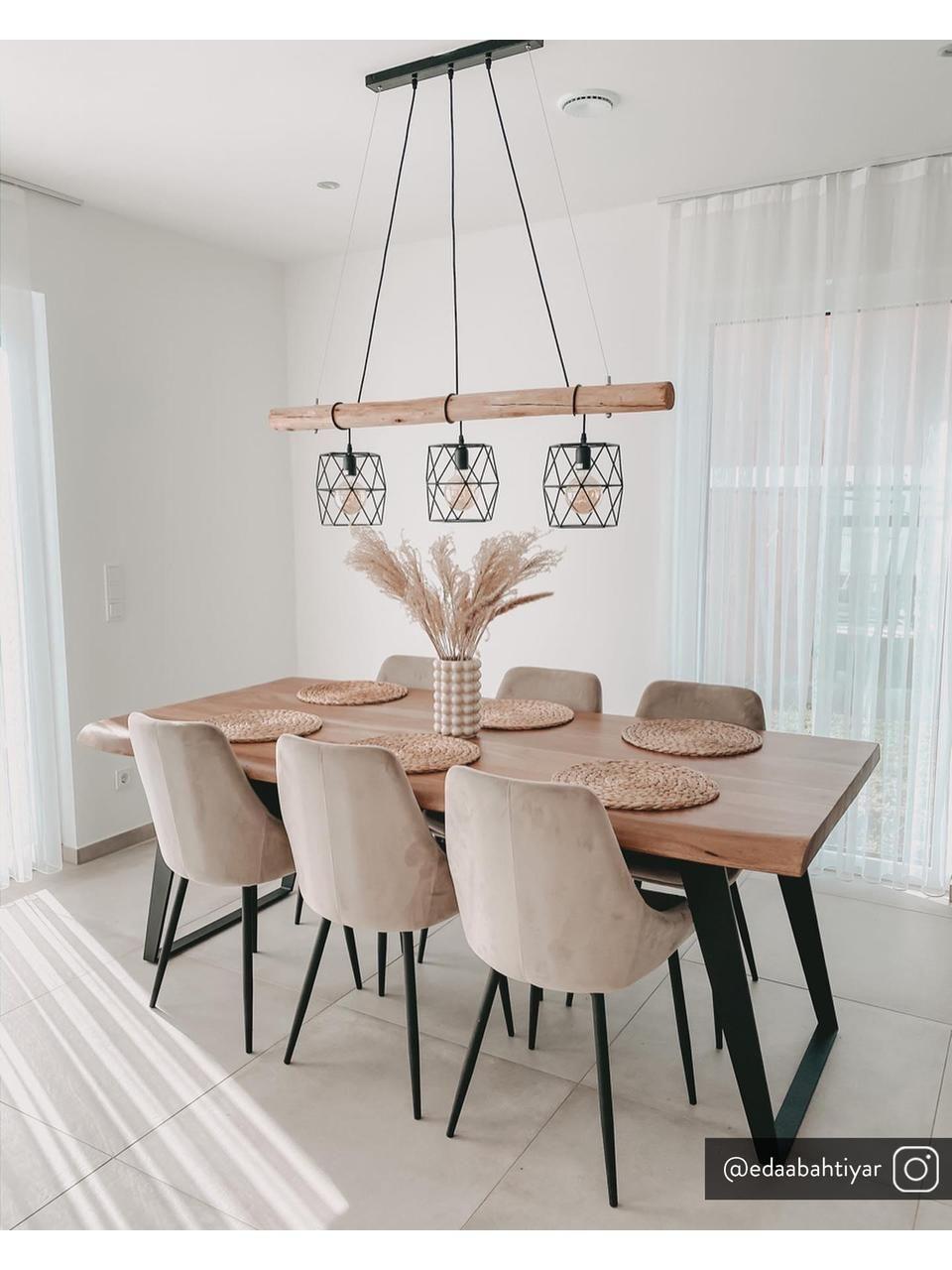 Fluwelen stoelen Sierra, 2 stuks | WestwingNow