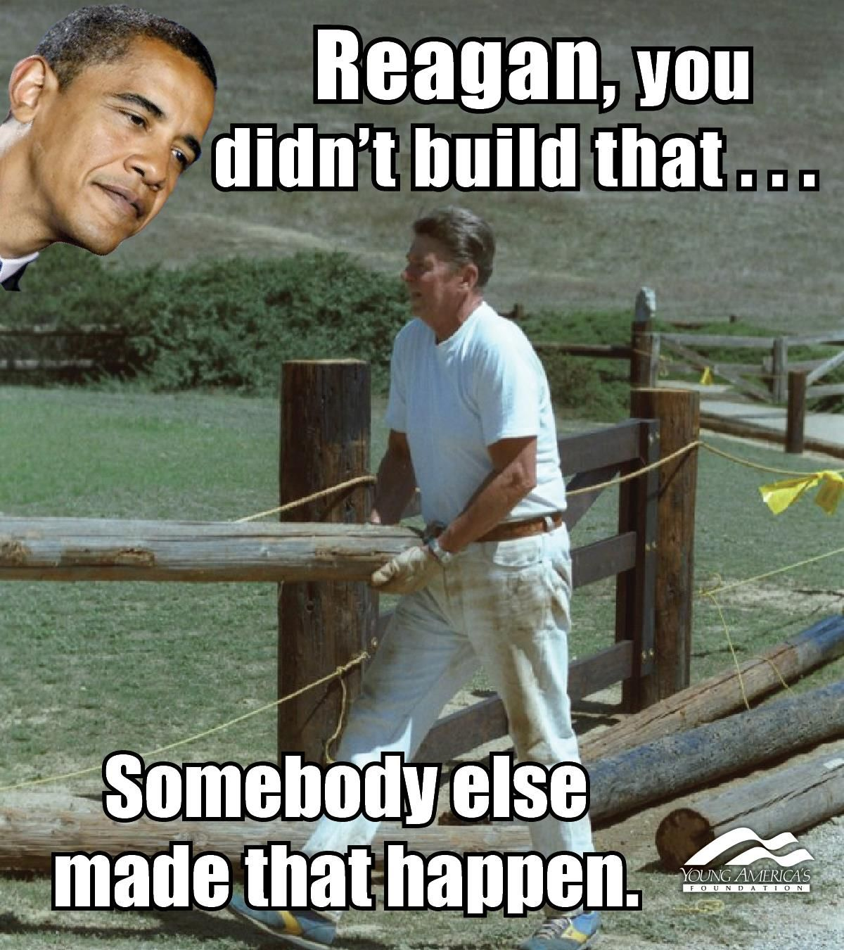 This is OBAMA'S MENTALITY.   WHY?  BECAUSE - he has not accomplished ONE thing on his own.  His college education was paid for by a SAUDI & Bill AYERS father.  Strings have been pulled to advance every aspect of his RISE to POWER by unknown benefactors.  OBAMA had NOTHING BUT help.  He has done NOTHING on his own.  He is a ZERO.