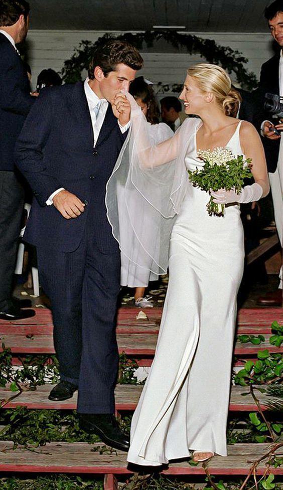 16 legendäre Hochzeitskleider, die wir nie vergessen werden