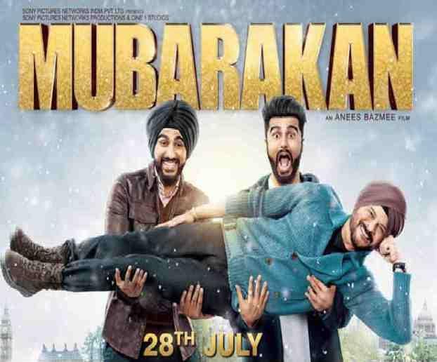 Mubarakan 2017 Full Hindi Movie Online Watch Free Hd Download