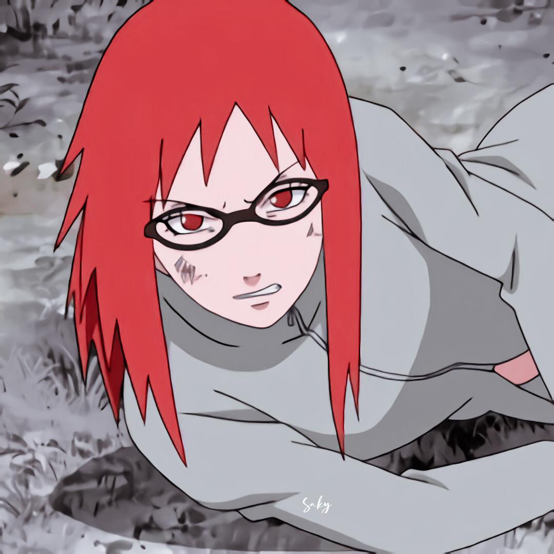 Sᴀᴋʏ Posts Tagged Karin Uzumaki Icons In 2021 Boruto Characters Naruto Art Anime