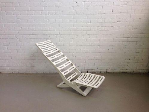 vouwstoel wit kan binnen en buiten
