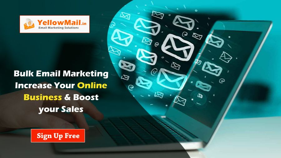 Email marketing is process of promoting a product of service or an