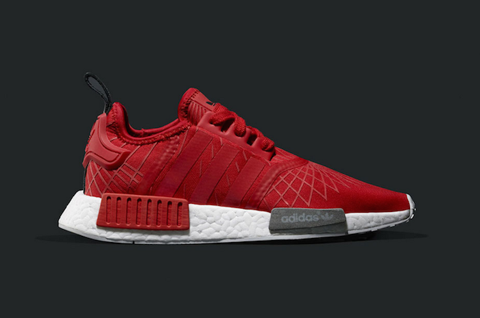 check out 241b2 e0307 Adidas Nmd Red Spider