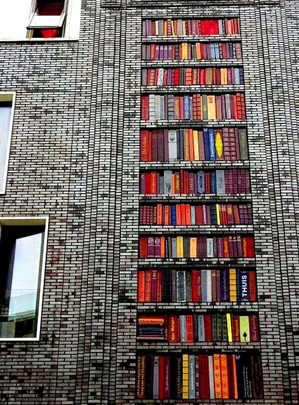 Arte callejer:el libro como protagonista