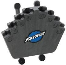 Park Tool HXH-2P Wall Mount Hex Wrench Holder