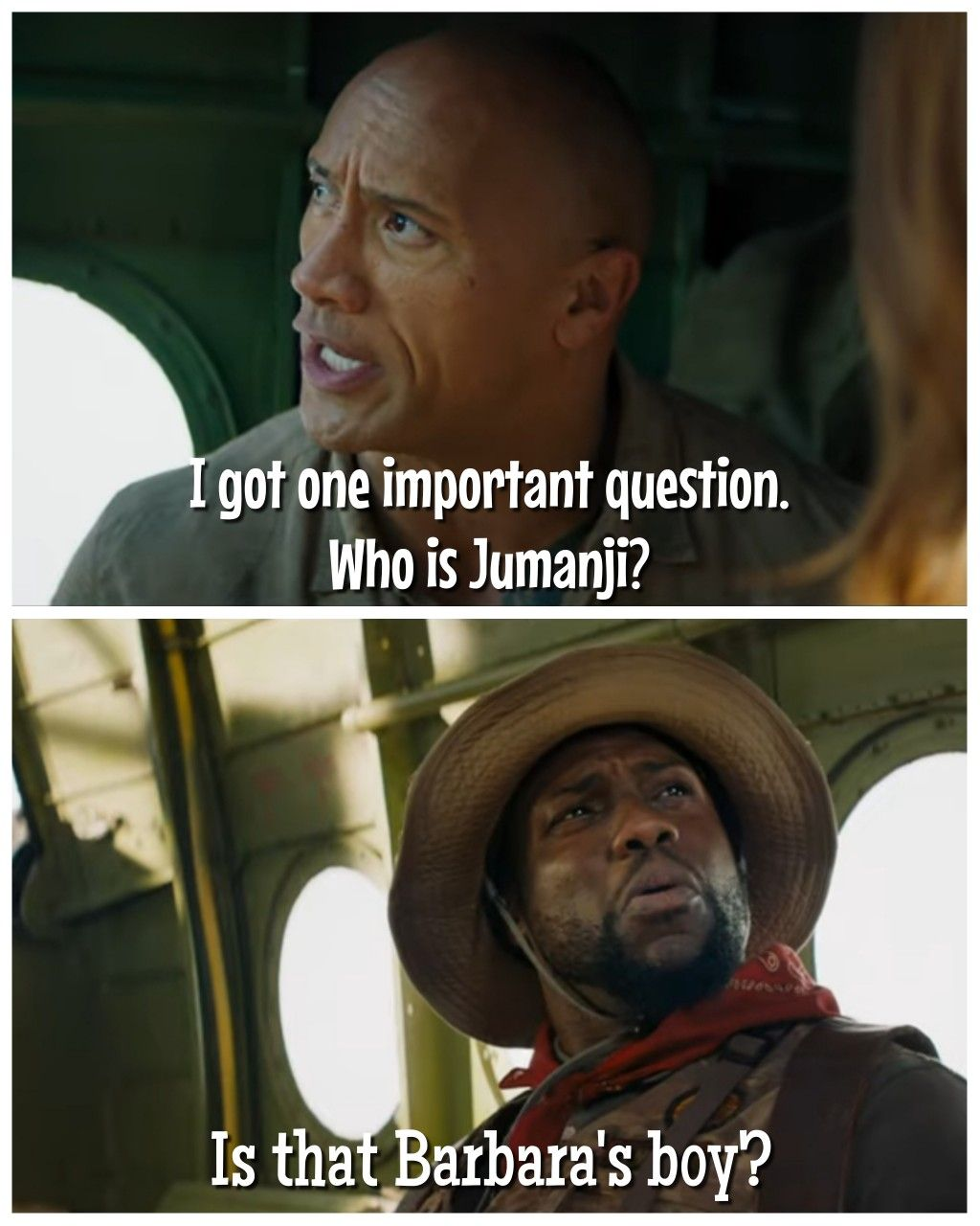 Jumanji The Next Level Movie Quotes Funny Good Movies To Watch Funny Movies