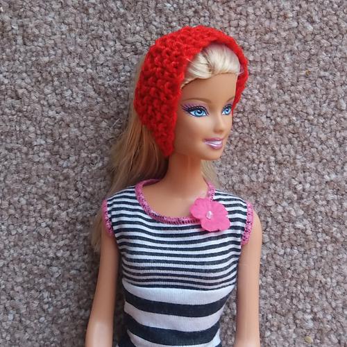 Estherkate S Headbands For Barbie Dolls Knitted