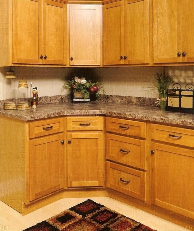 Unfinished Wood Kitchen Cabinets Wholesale: Ready-to-Assemble-Cabinets Light