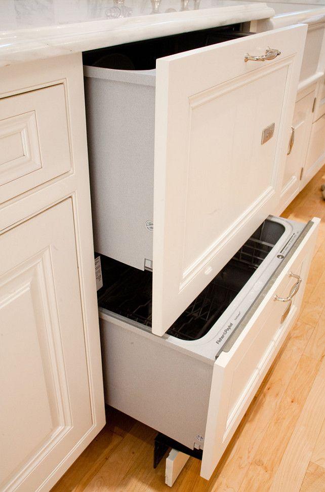 Kitchen Dishwasher Ideas Dishwasher Drawers Kitchen Dishwasher