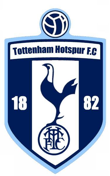 Tottenham Crest Tottenham Tottenham Hotspur Tottenham Hotspur Football
