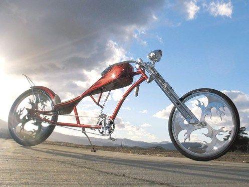 14 01 Koleksi Gambar Sepeda Sepeda Low Rider Sepeda Chopper Vespa