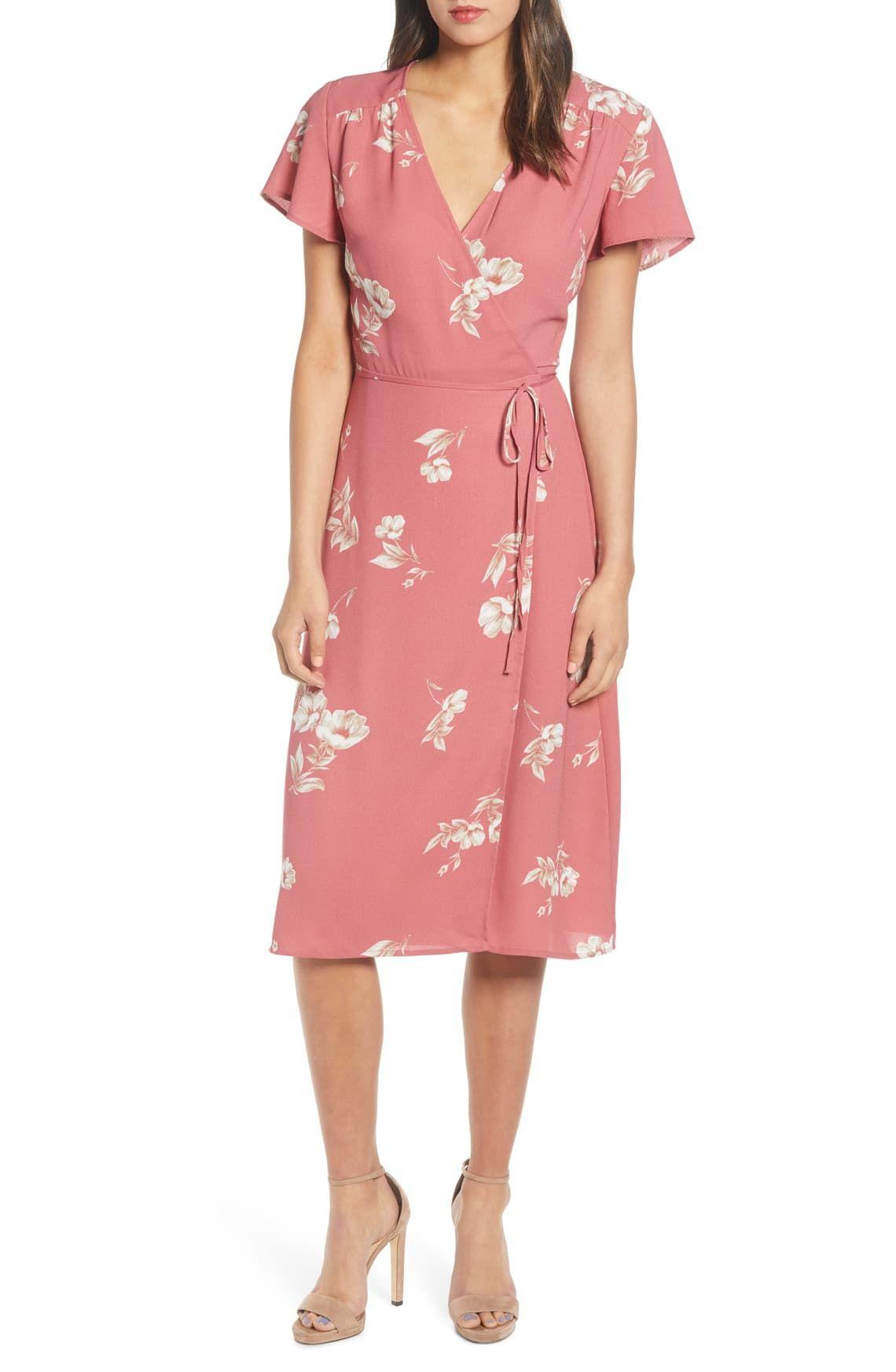 Leith Wrap Dress Nordstrom Wrap Dress Nordstrom Dresses Womens Dresses [ 1746 x 1140 Pixel ]