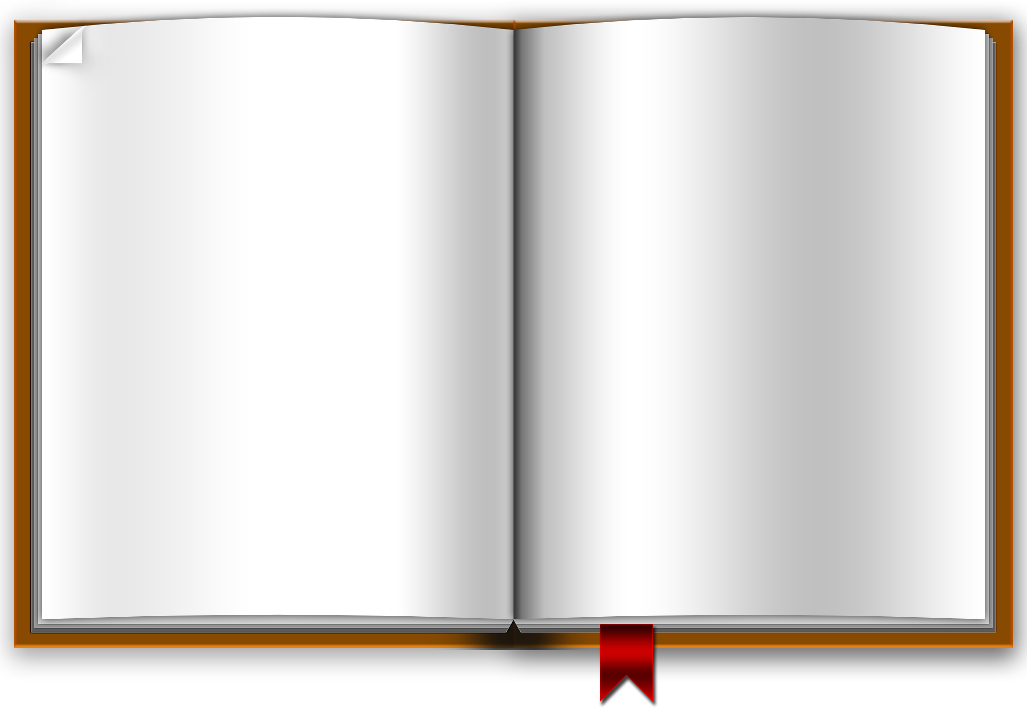 Книга картинка разворот